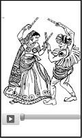 Screenshot of Dandiya and Garba Navaratri HD