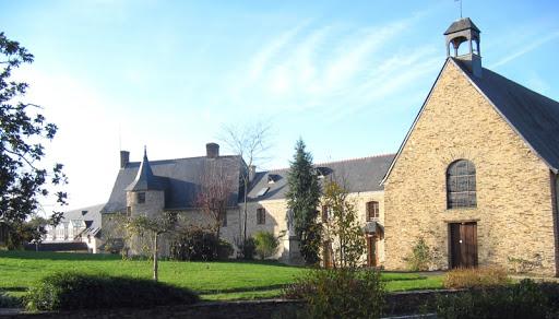 photo de chapelle hôpital local Aimé Jallot -CANDÉ-