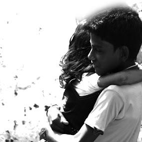 by Suman Nag - Black & White Portraits & People (  )