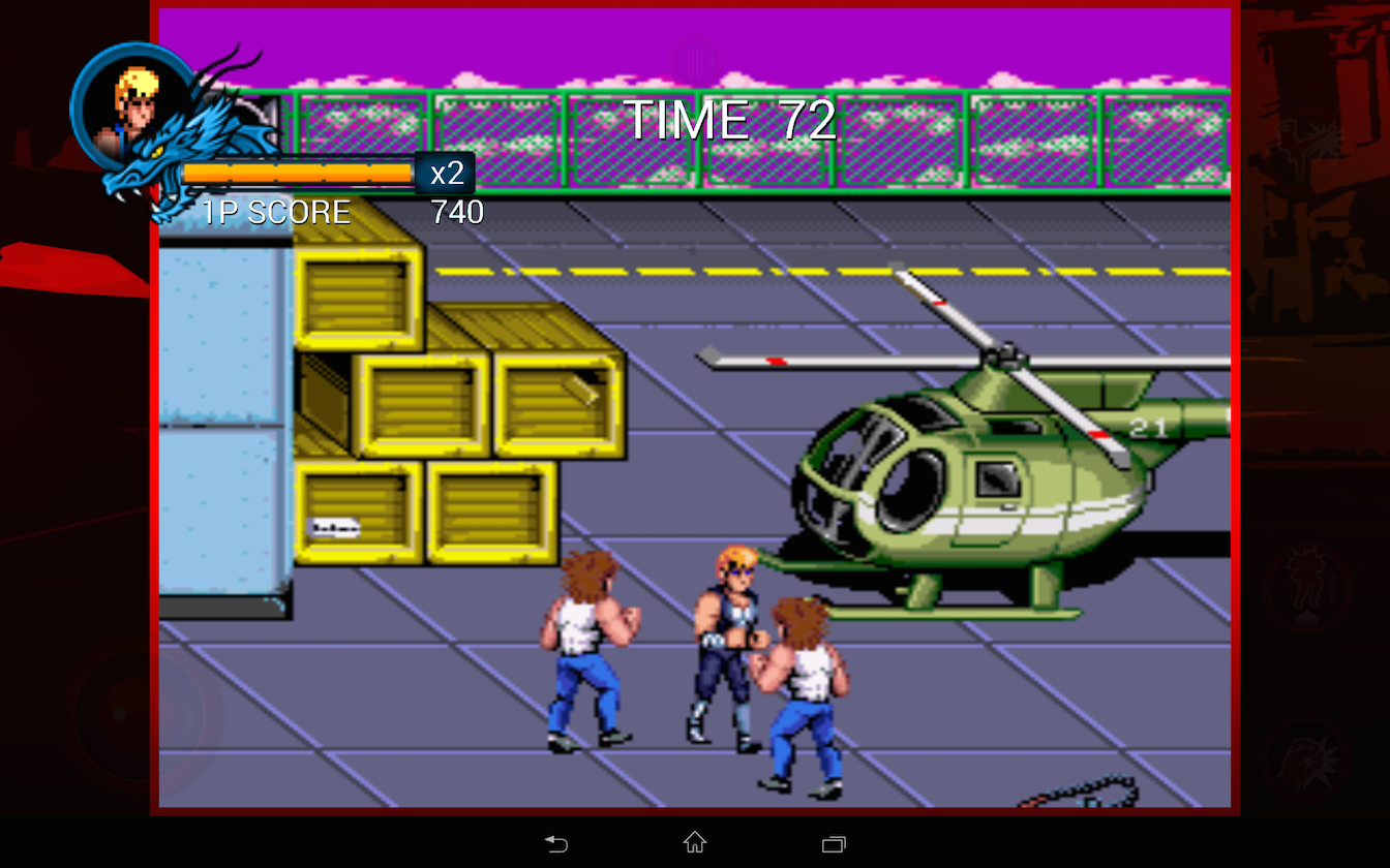 Double Dragon Trilogy screenshot #6