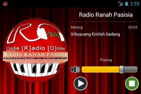 音樂必備APP下載|Radio Ranah Pasisia 好玩app不花錢|綠色工廠好玩App