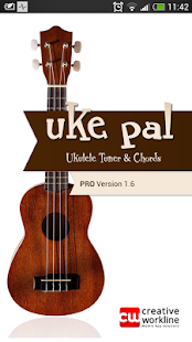 uke pal - Ukulele Tuner&Chords- screenshot thumbnail