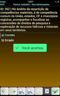 PCF0001 TJDFT Concurso Fácil- screenshot thumbnail