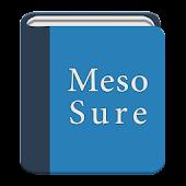 Meso Sure - Shqip