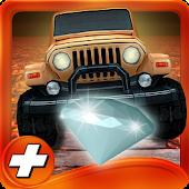 Jeep heat Lava Stunts Parking