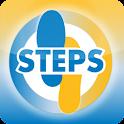 STEPS Tagebuch logo