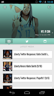 New York Liberty - screenshot thumbnail