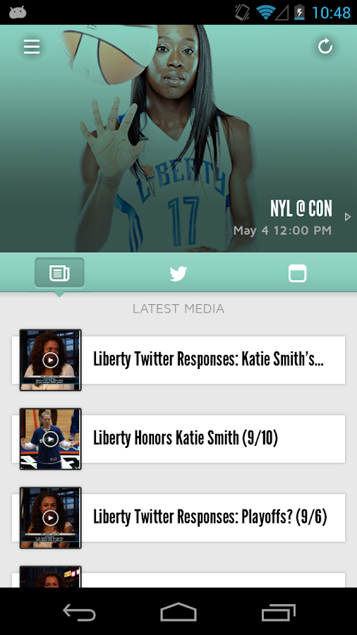 New York Liberty - screenshot