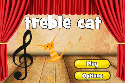 TREBLE CAT- screenshot