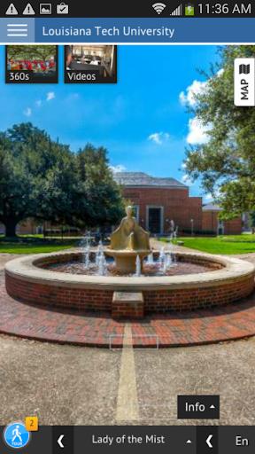 Louisiana Tech University Tour