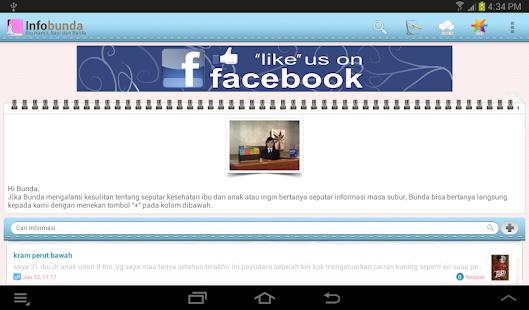 Infobunda (ibu hamil, bayi) - screenshot thumbnail