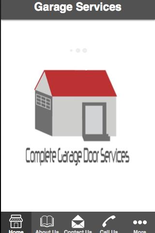Complete Garage Door Services