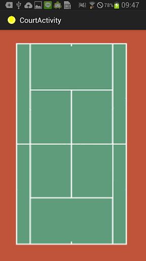 テニスサークルツール