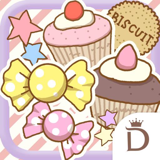 きせかえ検索『Happy Sweets』DRESSAPPS 個人化 App LOGO-硬是要APP