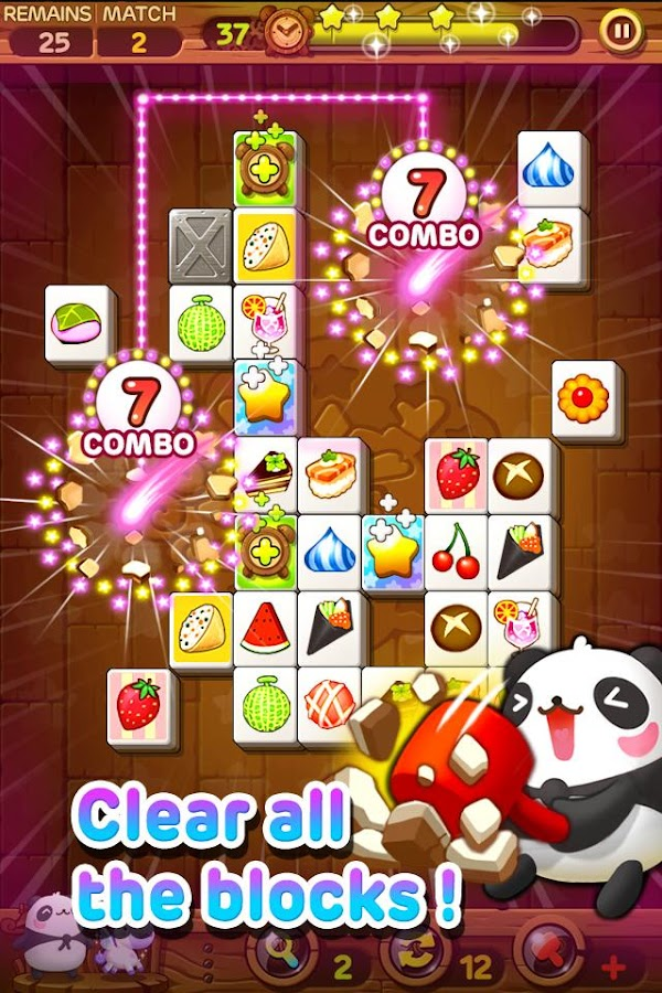 LINE Puzzle TanTan- screenshot