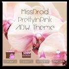 MissDroid PrettyPink ADW Theme icon