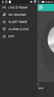NewLife FM - screenshot thumbnail