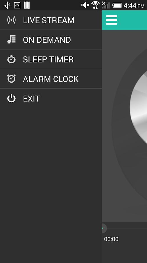 NewLife FM- screenshot
