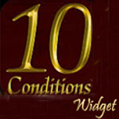 10 Conditions of Bai'at Widget