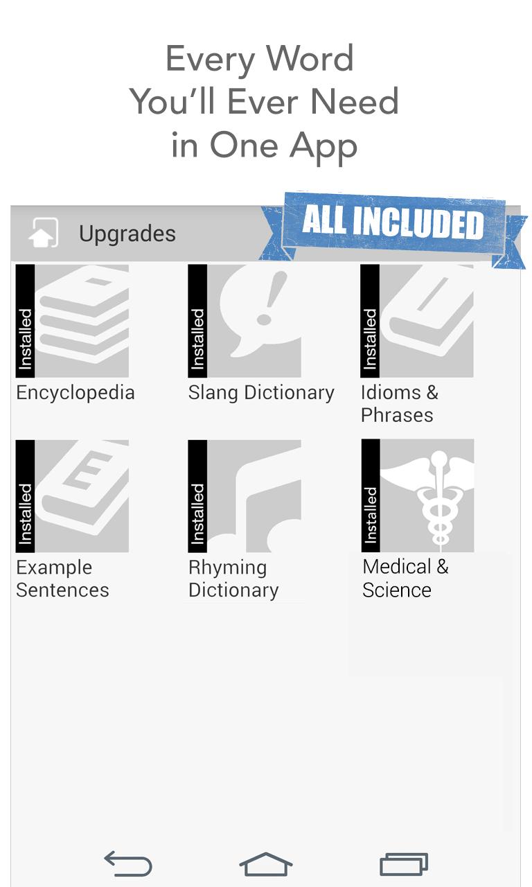 Dictionary.com Premium Screenshot 13