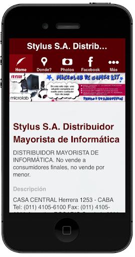 Stylus App