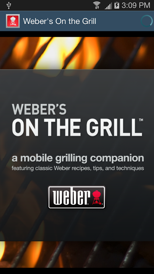 Weber's On the Grill™- screenshot