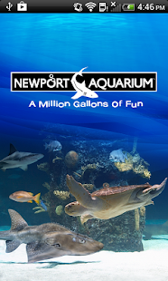 Newport Aquarium - screenshot thumbnail