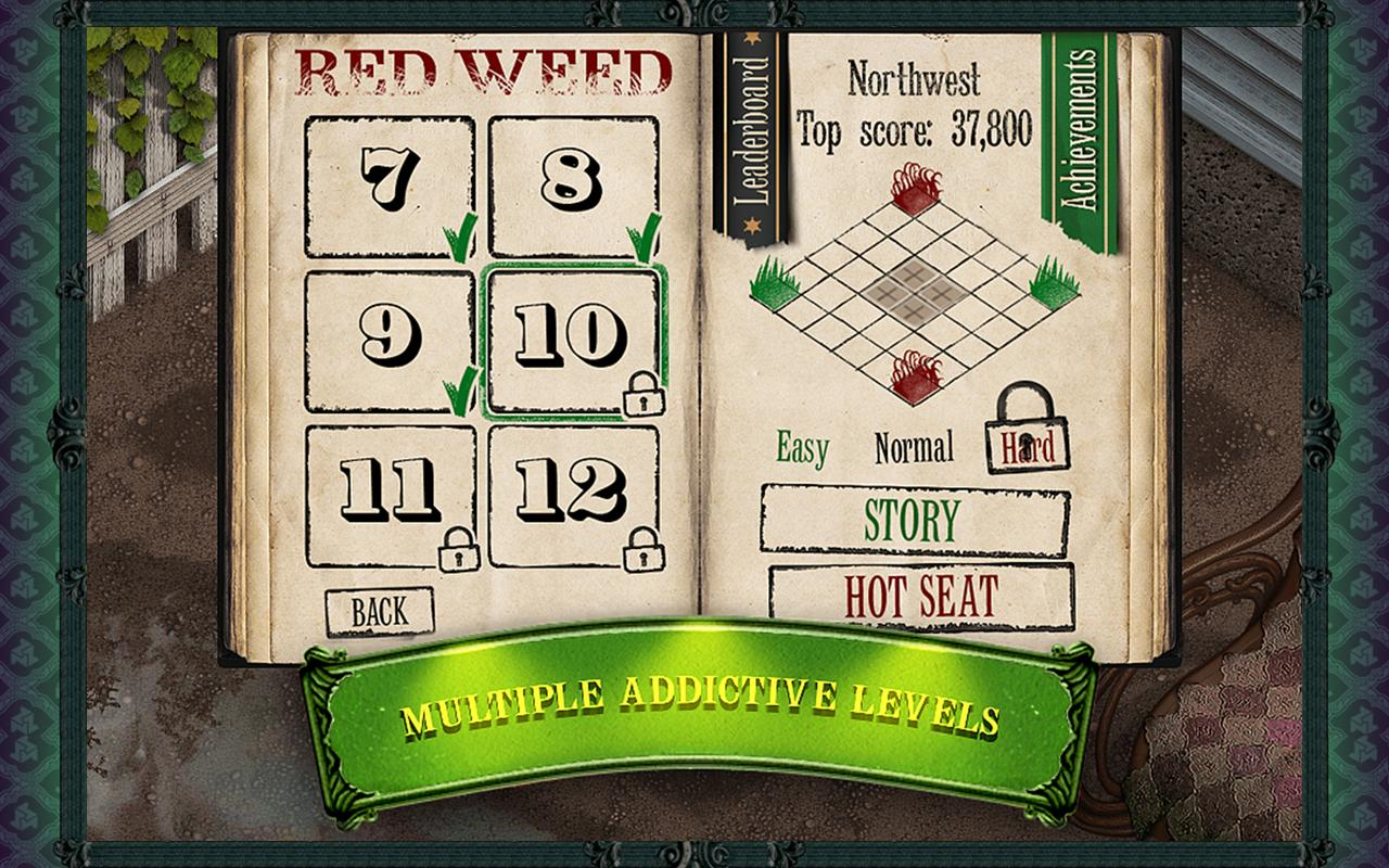 Red Weed- screenshot