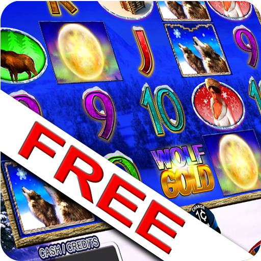 Wolf Gold Slots FREE