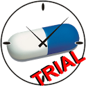 Time of the Medication - Trial icon