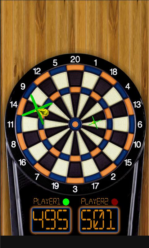 Ap Darts - screenshot