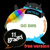 GOSMSTHEME Batroid (free)