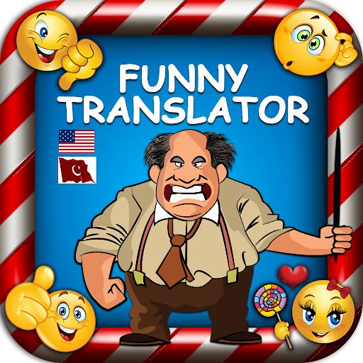 Turkish English fun translator