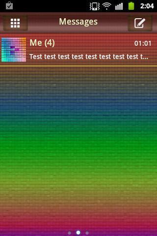 GO SMS PRO Color Pixel 2 Buy