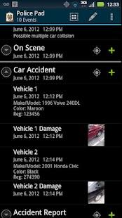 Police Pad- screenshot thumbnail
