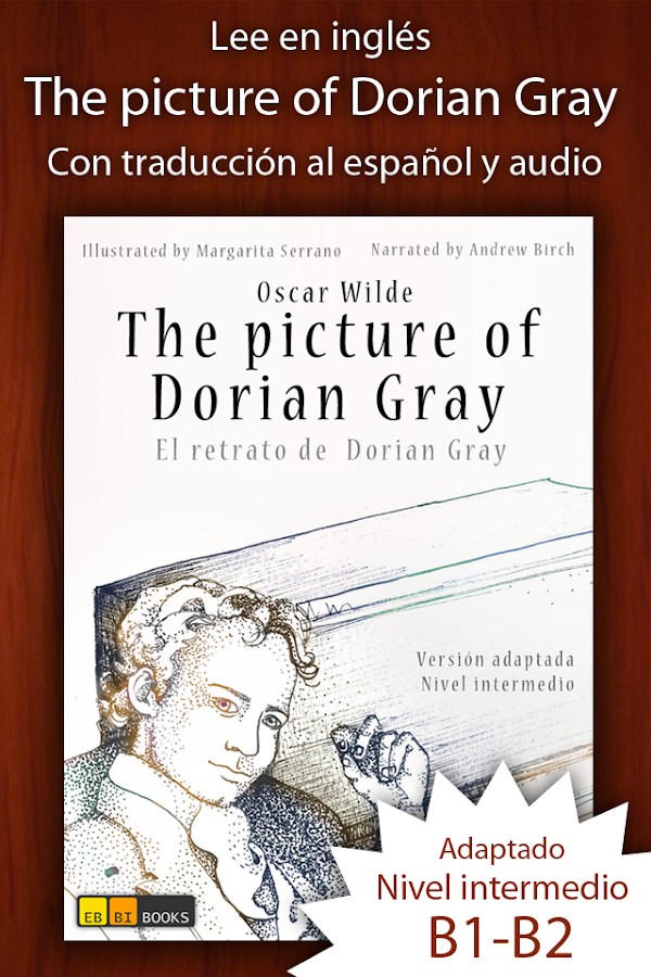 Lee en inglés: Dorian Gray- screenshot