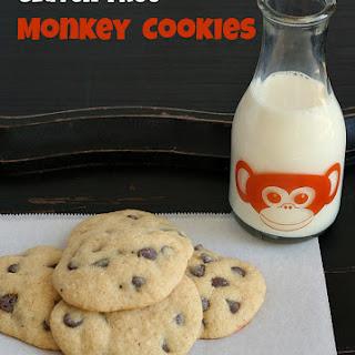 Gluten-free Monkey Cookies (aka Banana Chocolate Chip Cookies)
