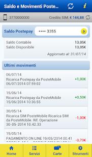 PosteMobile - screenshot thumbnail