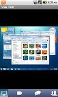 Screenshot of FastViewer