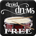 Drums Droid HD FREE logo