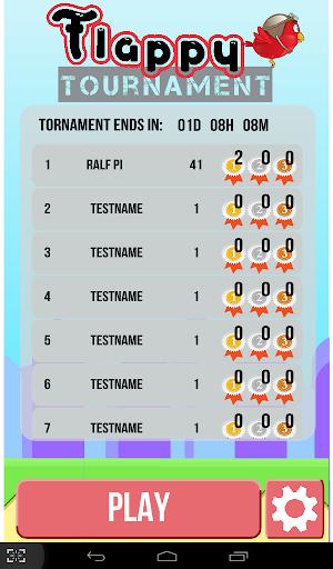 Flappy Tournament