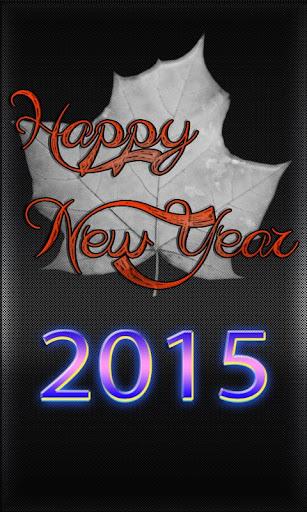 【免費個人化App】New Year 2015 Live Wallpaper-APP點子