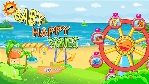 Kids Game: Baby Happy Game