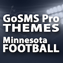 GoSMS Minnesota Football Theme icon