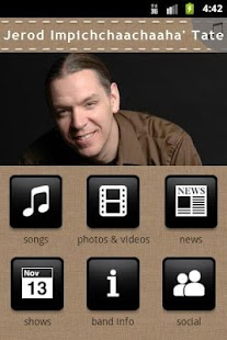 Jerod Impichchaachaaha' Tate- screenshot thumbnail