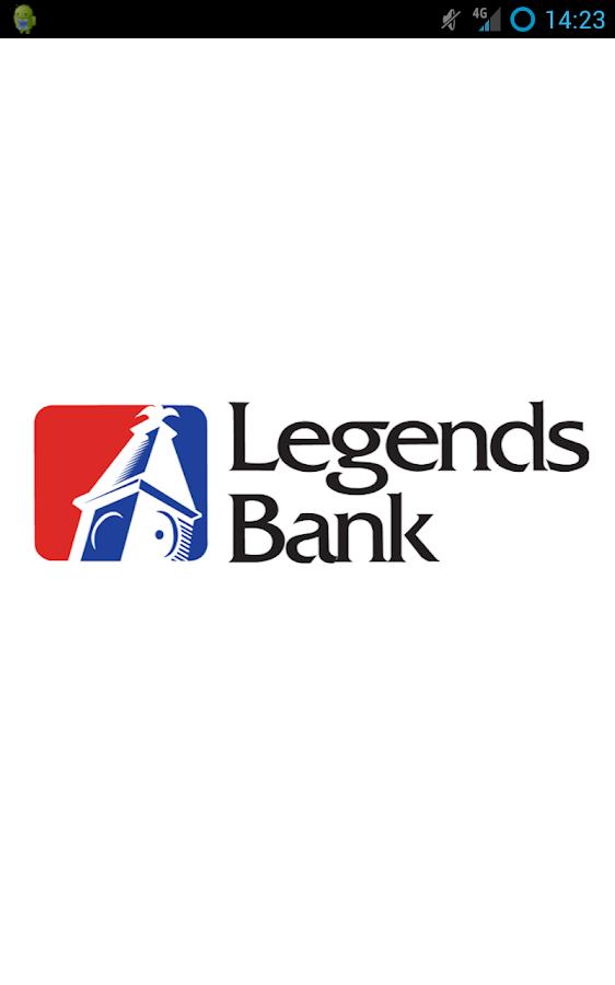Legends Bank - TN Mobile - screenshot