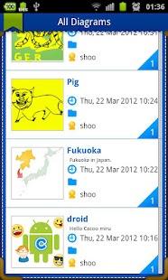 Cacoo miru- screenshot thumbnail