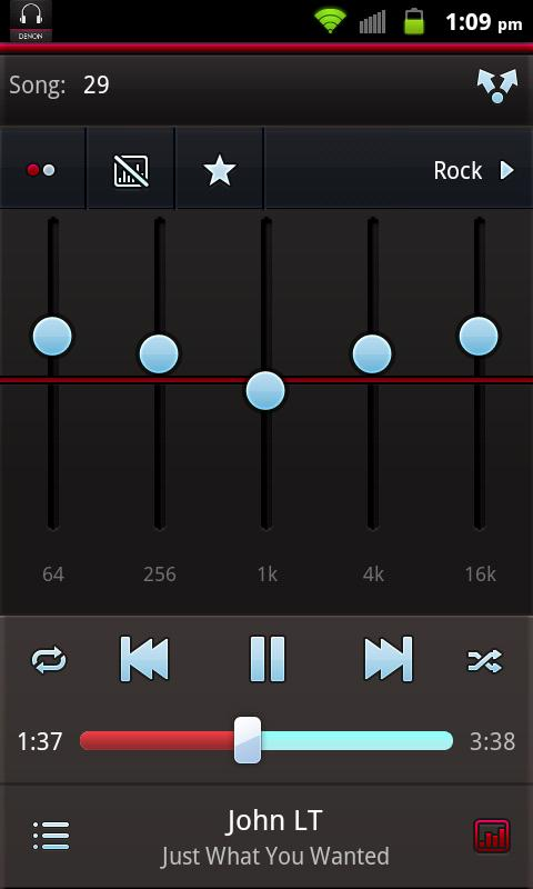 Denon Audio- screenshot