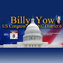 Billy Yow for Congress 2012 logo