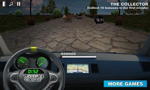 深森林3D賽事 賽車遊戲 App-癮科技App